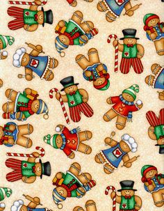 Snowmen and gingerbread men Christmas Mood, Noel Christmas, Christmas Paper, Christmas Sheets, Xmas, Christmas Scrapbook, Christmas Gift Wrapping, Gift Wrapping Paper, Christmas Background
