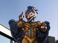 mighty morphin power rangers peckster | Mighty Morphin Power Rangers (season 2) Monster List - GrnRngr.com