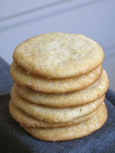 The most perfectly chewy sugar cookies you'll ever bake