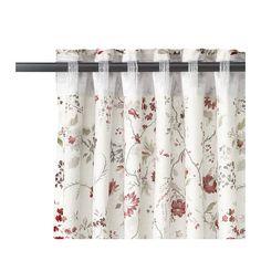 INGMARIE Curtains with tie-backs, 1 pair  - IKEA
