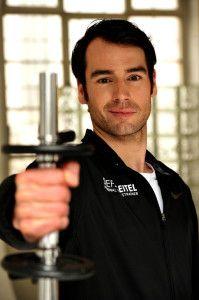 Stefan Eitel - let's start working out!