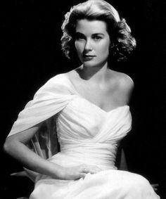Grace Kelly yesteryear's actress