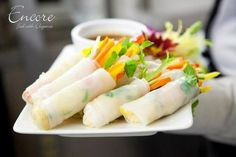 Catering Food That Will Add Colour To Your Wedding! - Encore Catering