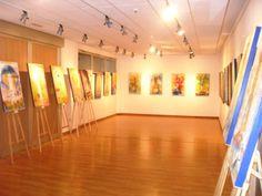 Exposición Serie FaroLuz en el Centro Multifuncional El Tranvía (Tenerife) 2012