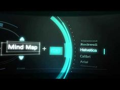 3D Mind Map - Concept 1 - YouTube