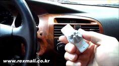 [BAND] Car Air Vent Mount Potable Smartphone Holder.