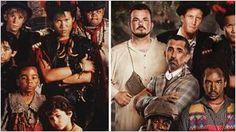 'Hook': Los Niños Perdidos originales se reúnen para homenajear a Robin Williams