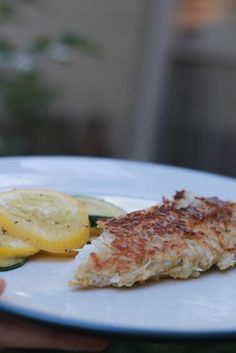 Coconut Tilapia  -  in the recipe comments, it was recommended to use Coconut Oil rather than the Olive Oil.   Will try that.