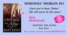 FREE Paranormal Werewolf Romance!  http://www.amazon.com/Craving-Alpha-Paranormal-Werewolf-Shifter-ebook/dp/B00MJOVIDI/