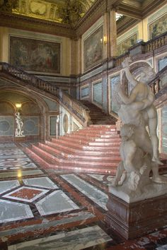 palace of versailles stairs - Google Search                                                                                                                                                                                 More