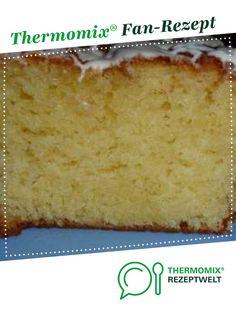 Yogurt cake from kleinbaski. A Thermomix ® recipe from the baking category . - Yogurt cake from kleinbaski. A Thermomix ® recipe from the category baking sweet www. Baking Recipes, Cake Recipes, Snack Recipes, Snacks, Yogurt Cake, Pumpkin Spice Cupcakes, Food Cakes, Fall Desserts, Ice Cream Recipes