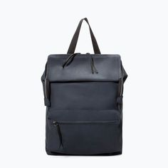 Image 1 of MINIMALIST BACKPACK from Zara $79.90