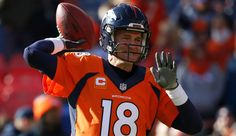 Peyton Manning Broncos | Denver Broncos Rumors: Peyton Manning Could Retire After The Playoffs ...