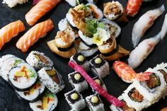 Aqua Kyoto Infinity Brunch, Soho, 12pm - 4pm. Unlimited champagne & bloody marys & food £65, unlimited house wine, beer & Blood Marys £55