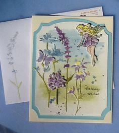 Auntie Jante/Wildflower dies