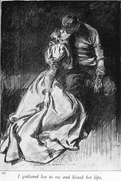 Illustrations by Charles Dana Gibson from The Prisoner of Zenda (Macmillan's Colonial Library, 1998