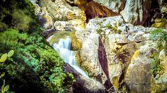 La Gorge du Dragon est une cascade située dans les environs de Bosco Ficuzza.