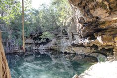 Xtojil Cenote