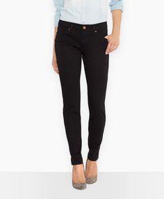 Levi's® Revel™ Slight Curve Skinny Jeans - Black - Levi's - levi.com