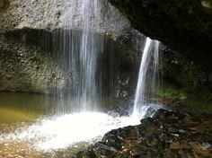 月待の滝(裏見の滝)茨城県
