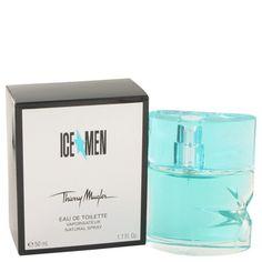 Ice Men By Thierry Mugler Eau De Toilette Spray 1.7 Oz