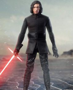 franpaw-reylo-creations:  Holy crap on a cracker! These final product pictures of Hot Toys Kylo Ren The Last Jedi 1/6th scale figure were released last week and look at how gorgeous he is!  He first went on sale in September 2017 so it's been a long wait for him. I'm still waiting for him to arrive, along with a very impatient Rey!   So please watch my blog, as I plan to do lots of photoshoots, gifs, stop motion and stories featuring what I consider to be action figure perfection.   And I look f