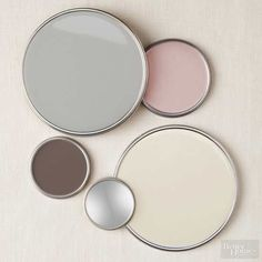Decorating with Color: 9 Designer Color Palettes