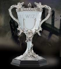 Who wouldn't want the TriWizard Cup? As long as it isn't made into a portkey that is.