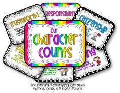 Our Character Counts