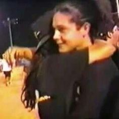 Chris looks so happy getting a hug from Selena