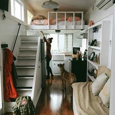 The idea of having a microhouse is starting to become more appealing