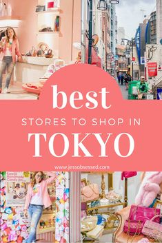 Tokyo is a fashion and shopping paradise! Read this guide to the 12 best stores to shop in every Tokyo neighborhood. Tokyo Japan Travel, Tokyo Trip, Japan Trip, Japan Japan, Tokyo 2020, Okinawa Japan, Kyoto Japan, Japanese Travel, Japanese Geisha