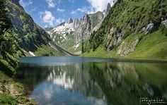 Fälensee, Alpstein (Schweiz) via Google+