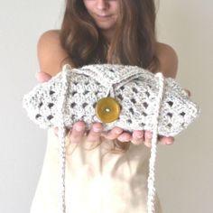 ★ Ganchillo ♥ Crochet ★ bag bolso