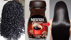 KERATINA DE CAFÉ para que tengas un liso perfecto en tan solo 5 minutos. Easy Hairstyles For Long Hair, Diy Hairstyles, Coffee Hair Dye, New Hair Look, Hair Growth Shampoo, Hair Spa, Hair Remedies, Grunge Hair, Bad Hair