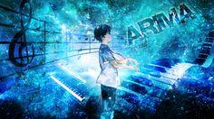 Arima Wallpaper by Dinocojv on DeviantArt