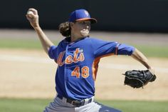 Jacob deGrom Should Be a Part of the New York Mets in the Near Future