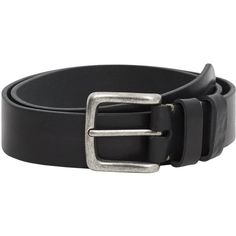 MANGO MAN Leather Belt (3.590 RUB) ❤ liked on Polyvore featuring men's fashion, men's accessories, men's belts, mens leather belt, mens genuine leather belts and mens leather accessories
