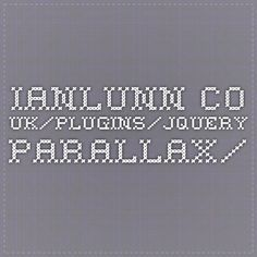 ianlunn.co.uk/plugins/jquery-parallax/ Math, Mathematics, Math Resources, Early Math