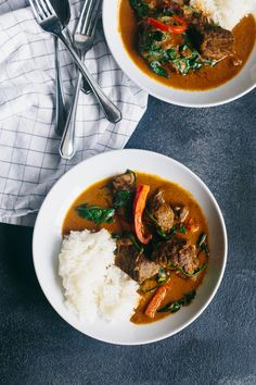 We're in the thick of stew season here in the US; this is the time of year where I like to spend my lazy weekend afternoons filling the house with the smells of simmering meat and winter vege…