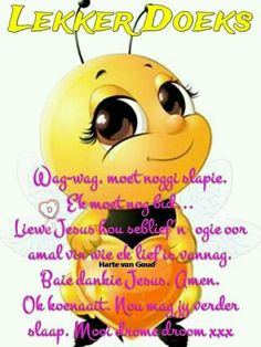 Goeie Nag, Bude, Good Night Quotes, Afrikaans, Morning Images, Winnie The Pooh, Messages, Friends, Amigos