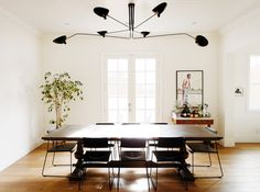 Warm Minimalism in a Los Angeles Family Home | Design*Sponge