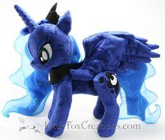 Sparkling Night Princess Pony  My Little by LittleFoxCreationsWA