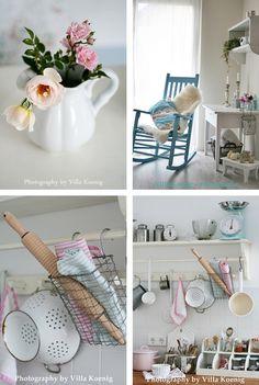 ♥ Pretty home style ♡