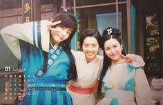 Go Ara, Park Hyung Sik, V Hwarang, K Drama, Best Kdrama, Korean Drama Series, Park Seo Joon, Kim Bum, Weightlifting Fairy Kim Bok Joo