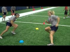 Auburn Softball 9 21 2011 Agility Training and Weight Room.wmv