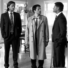 Uploaded by Moa. Find images and videos about supernatural on We Heart It - the app to get lost in what you love. Supernatural Imagines, Supernatural Destiel, Castiel, Winchester Boys, Winchester Brothers, Jensen And Misha, Jensen Ackles, Imagines Tumblr, Misha Collins