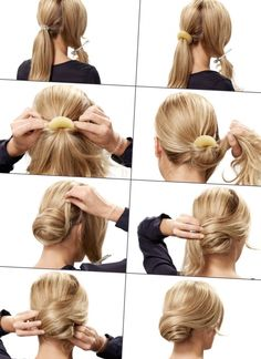 Hairstyles Long hair Do-it-Yourself men with women hair cut - Short Hair The best hairstyles for Long hair with bangs ideas this season for ladies and gentlemen will Make th...