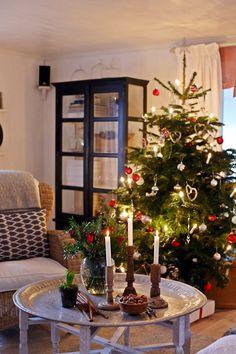 Sallys hus: Det blir en röd jul i år