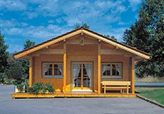 HUMMEL Blockhaus Style At Home, Building A House, Build House, Cabin, House Styles, Home Office, Home Decor, Tiny Houses, Home Plans